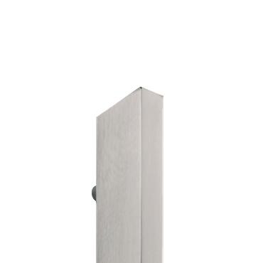 - Asa de entrada para puerta simple o doble