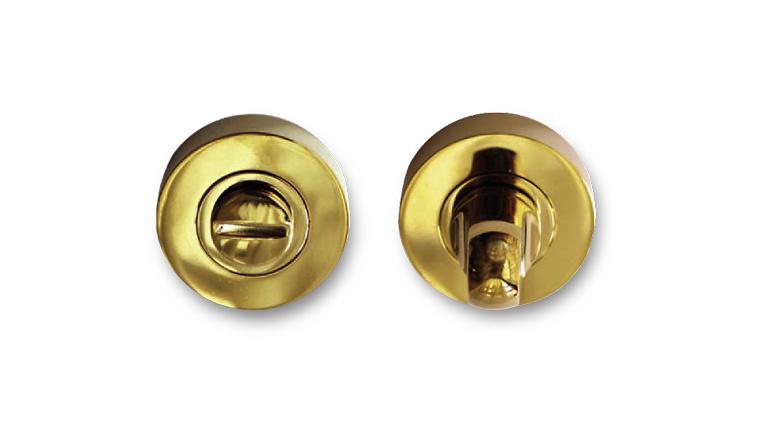 -Cierre de baño con desbloqueo de zamalk dorado