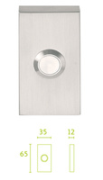 -  Boton de timbre rectangular