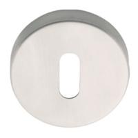 Bocallave  para puerta de entrada o de paso con corte oval.